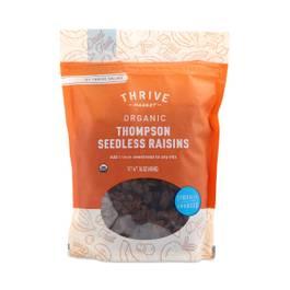 Organic Thompson Seedless Raisins