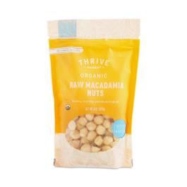 Organic Raw Macadamia Nuts