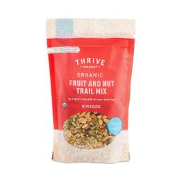 Organic Fruit and Nut Trail Mix