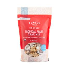 Organic Tropical Fruit Trail Mix