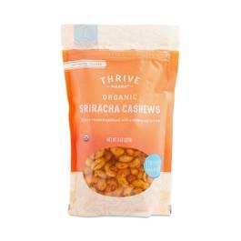 Organic Sriracha Cashews