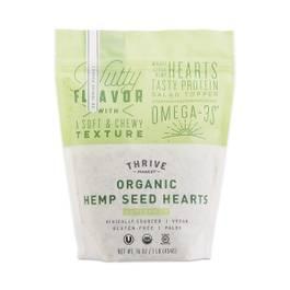 Organic Hemp Seed Hearts