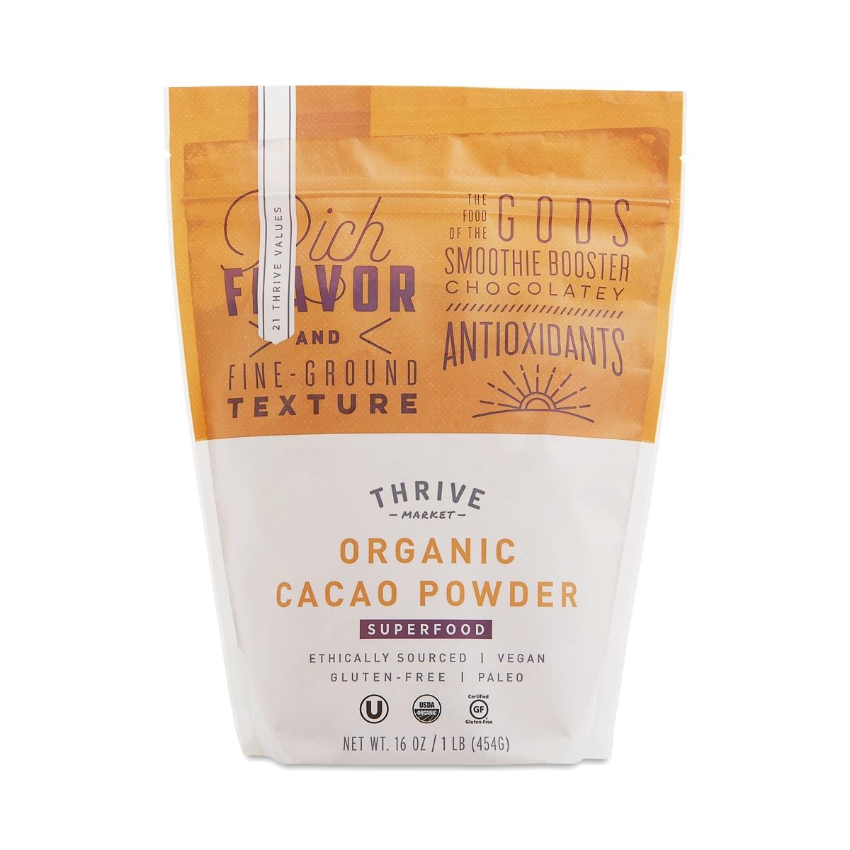 Organic-Cacao-Powder
