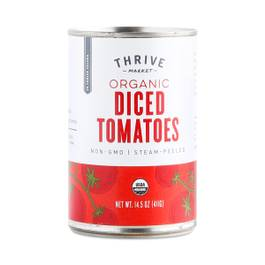 Organic Diced Tomatoes