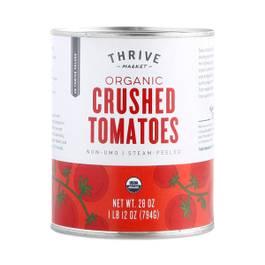 Organic Crushed Tomatoes