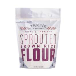 Organic Sprouted Brown Rice Flour