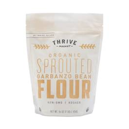 Organic Sprouted Garbanzo Bean Flour