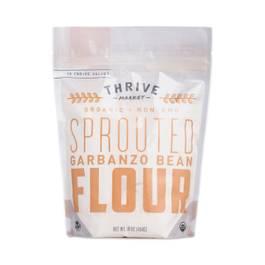 Organic Sprouted Garbanzo Bean Flour