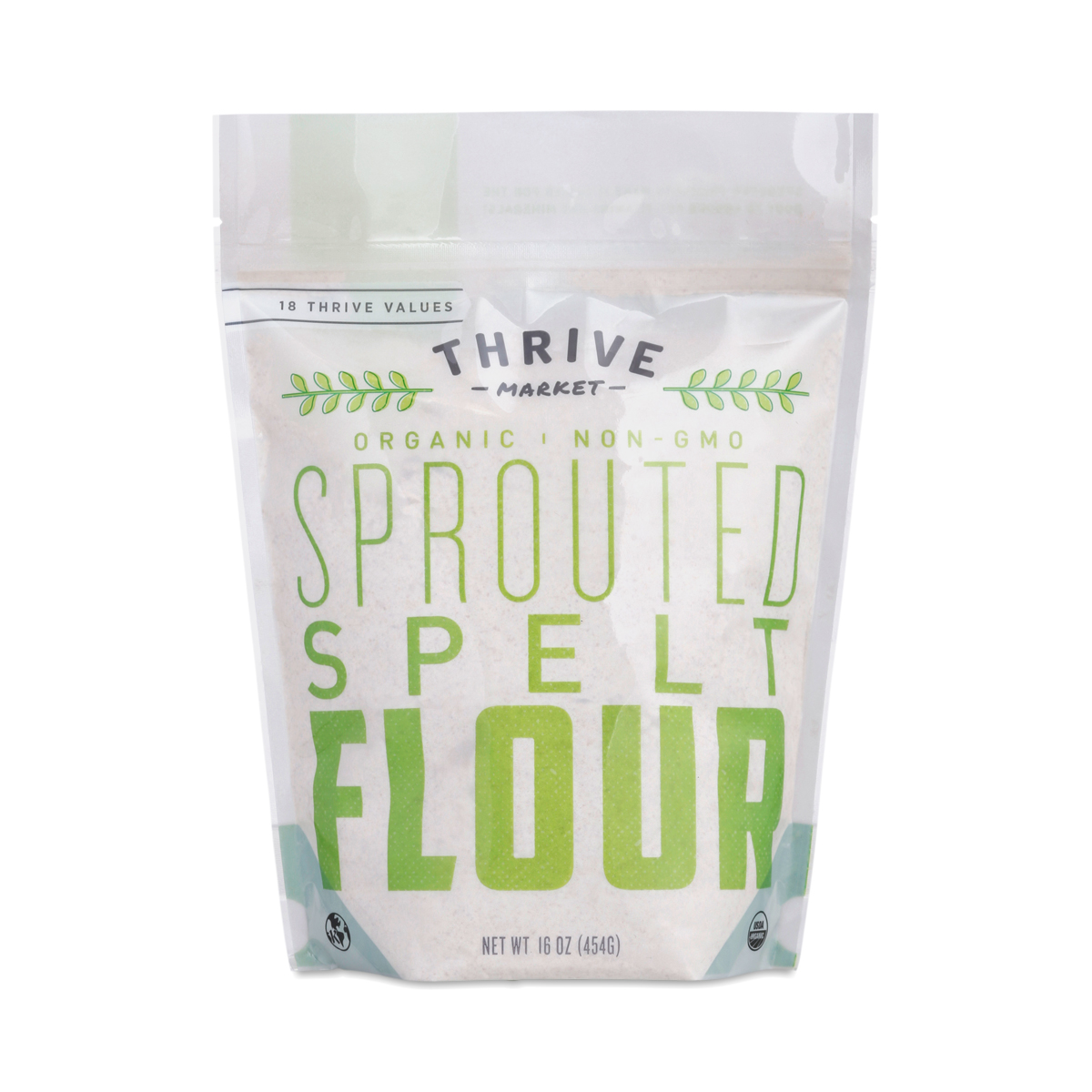 Organic Sprouted Spelt Flour - Thrive Market