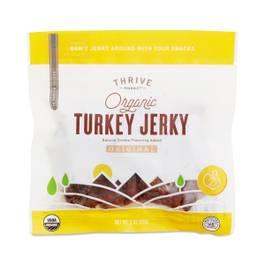Organic Turkey Jerky, Original