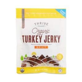 Organic Turkey Jerky - Spicy