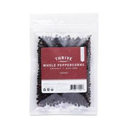 Organic Whole Black Peppercorns