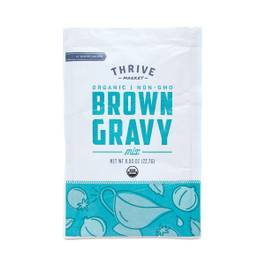 Organic Brown Gravy Mix