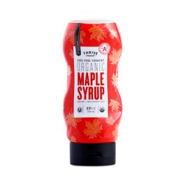 Organic Maple Syrup Grade A, Squeeze Bottle