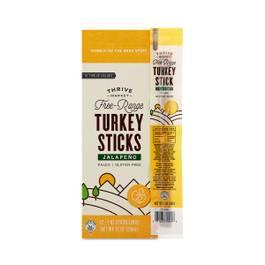 Free-Range Turkey Sticks, Jalapeno