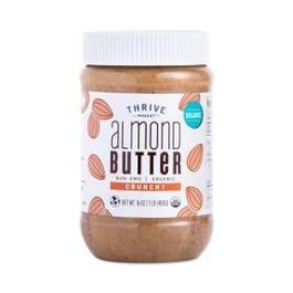 Organic Crunchy Almond Butter