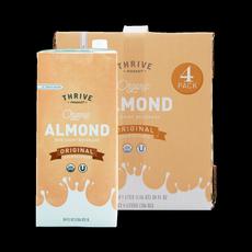 Organic Almond Beverage