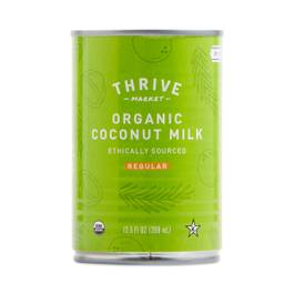 Organic Coconut Milk, Regular