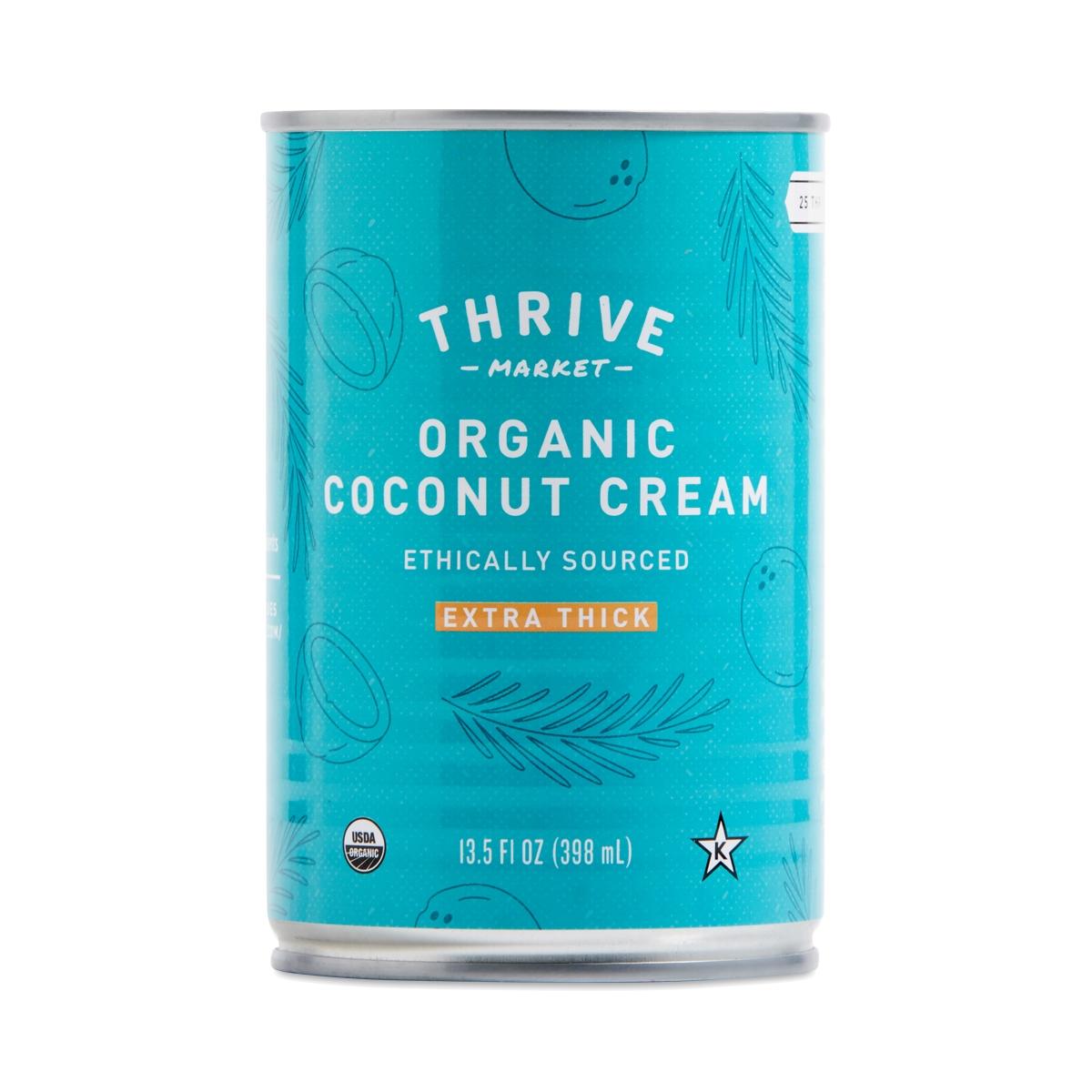 Thrive Market Organic Coconut Cream 13.5 oz can