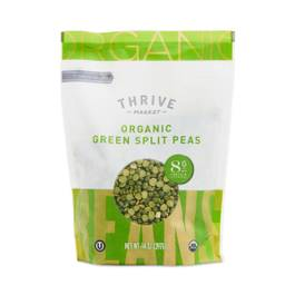 Organic Dried Green Split Peas