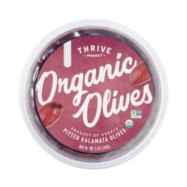 Organic Kalamata Olives, Pitted