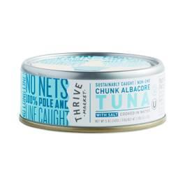 Non-GMO Chunk Albacore Tuna