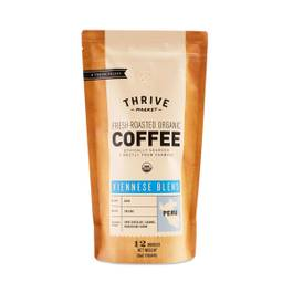 Organic Viennese Blend Coffee, Ground