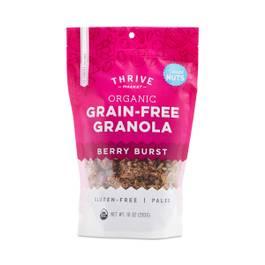 Organic Berry Burst Granola