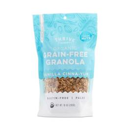 Organic Vanilla Cinna-Yum Granola