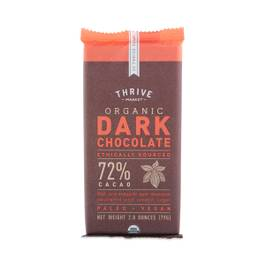 Organic Paleo Dark Chocolate 72%