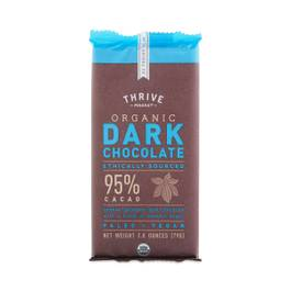 Organic Paleo Dark Chocolate 95%