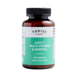 Adult Multi Vitamin Mineral with Iron