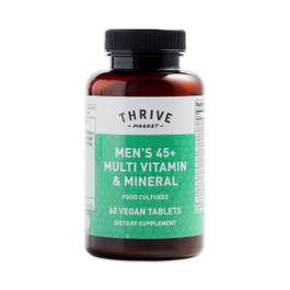 Men's 45+ Food Cultured Multi Vitamin Mineral