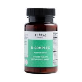 Vitamin B - Complex Food Cultured