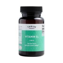 Vitamin D3, 2000 IU