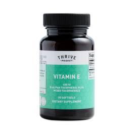 Vitamin E with Mixed Tocopherols