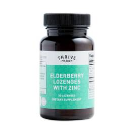 Elderberry Lozenges with Zinc