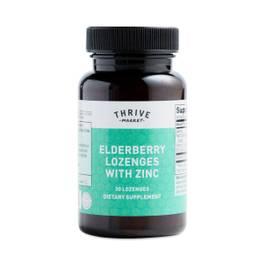 Elderberry Lozenges with Zinc