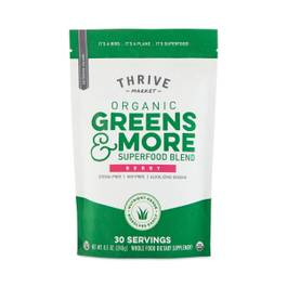 Organic Greens Super Food Blend, Berry