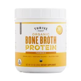 Organic Bone Broth Protein, Turmeric