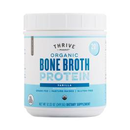 Organic Bone Broth Protein, Vanilla