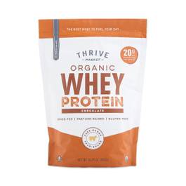 Organic Whey Protein, Chocolate