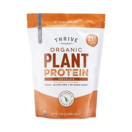 Organic Plant Protein, Chocolate
