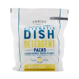 Citrus Dishwasher Packs