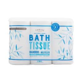 Bamboo Hybrid Bath Tissue