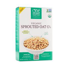 Sprouted Oat O's