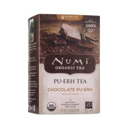 Chocolate Pu∙erh Tea