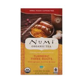 Three Roots Turmeric Tea