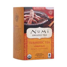 Amber Sun Turmeric Tea