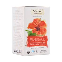 Embrace Wellness Tea - Hibiscus, Floral Rose & Cinnamon